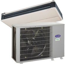 Performance Series Duct-Free Under-Ceiling Heat Pump System
